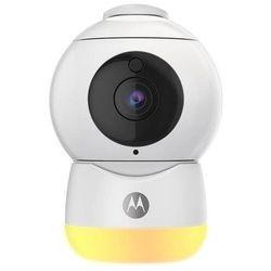 pekaboo connect niania z obrotowa kamerą i lampką marki Motorola