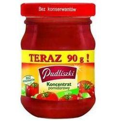 Koncentrat pomidorowy 30% 90 g Pudliszki - sprawdź w wybranym sklepie