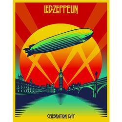 Led Zeppelin - CELEBRATION DAY z kategorii Muzyczne DVD