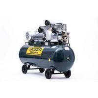 Sprężarka powietrza tłokowa kompresor tłokowy olejowy  200l 8bar 549l/min 400v mocna rzecz marki Jager ger