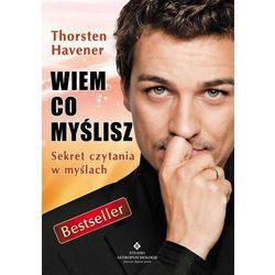 Wiem co myślisz. Sekret czytania w myślach (ISBN 9788373775503)