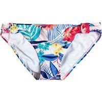 strój kąpielowy ROXY - 70S Pant Canary Islands Flora Combo Whi (WBB6) rozmiar: S