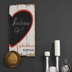 Drewniana tablica dekoracyjna