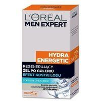 Men Expert Hydra Energetic Regenerujący żel po goleniu efekt kostki lodu 100 ml - sprawdź w wybranym sklepi