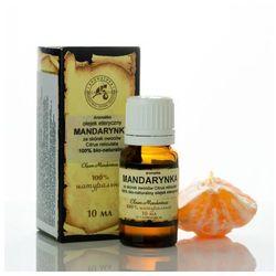 Olejek Mandarynkowy (Mandarynka), Aromatika, 100% Naturalny 10 ml (kosmetyk ciążowy)