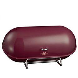 breadboy chlebak - pojemnik na pieczywo - rubin wyprodukowany przez Wesco