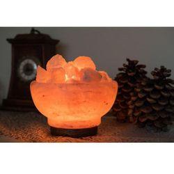 Zdrowie natury Lampa solna misa z kruchem l