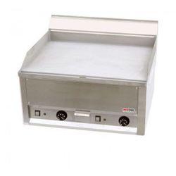 Płyta grilowa elektryczna gładka fth 60 el marki Redfox