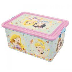 Princess - pojemnik / organizer na zabawki 23 l (8412497044467)