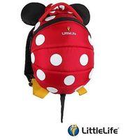 LIFEMARQUE LittleLife - Plecaczek ze smyczą - Myszka Minnie, towar z kategorii: Tornistry i plecaki