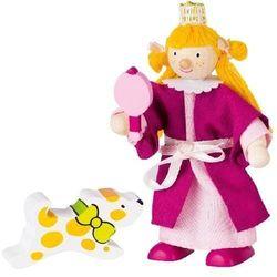 Postać do teatrzyku - księżniczka z kategorii pacynki i kukiełki