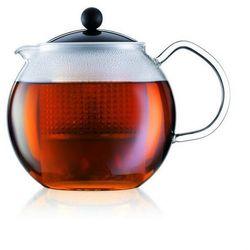 Bodum - Assam - Zaparzacz do herbaty, 1,00 l