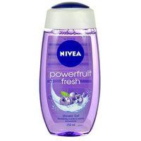 powerfruit fresh shower gel 250ml w żel pod prysznic marki Nivea