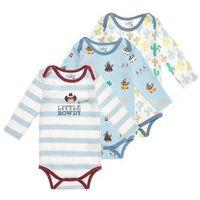 Gelati Kidswear 3 PACK Body hellblau/multicolor (4042494306653)