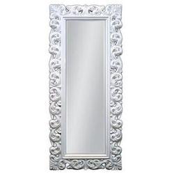 Lustro wiszące Queen 80x190 - biały