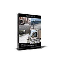 DOSCH HDRI: Stereo 3D Backplates - Asia z kategorii Programy graficzne i CAD
