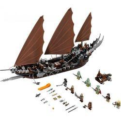 Lego LORD OF THE RINGS Zasadzka na statku pirackim 79008, zestaw z el. z zakresu 756szt.