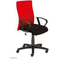 Krzesło zoom z mechanizmem tilt marki Nowy styl