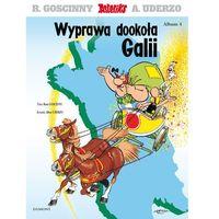 ASTERIKS WYPRAWA DO GALII, oprawa miękka