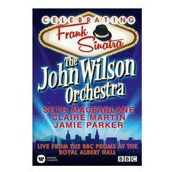 Celebrating Frank Sinatra (DVD) - The John Wilson Orchestra, Seth MacFarlane, Claire Martin, Jamie Parker, kup