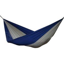 Hamak turystyczny Parachute, niebiesko - brązowy PAR1