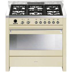 Smeg A1P-9 (elektryczno-gazowa kuchenka)