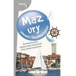 Mazury, Warmia i Suwalszczyzna (ISBN 9788376426945)