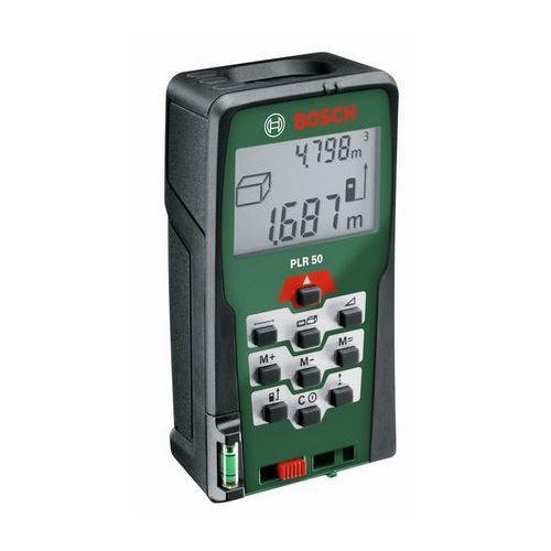 Bosch Cyfrowy dalmierz laserowy  plr 50 - blisko 700 punktów odbioru w całej polsce! szybka dostawa! atrakcyjne raty! dostawa w 2h - warszawa poznań
