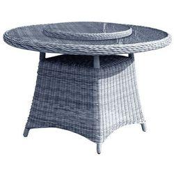 Stół ogrodowy z tacą barcelona marki Miloo