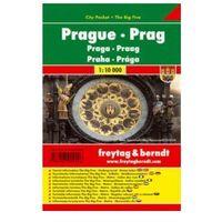 Freytag & Berndt Stadtplan Prag. Prague. Praga; Praha