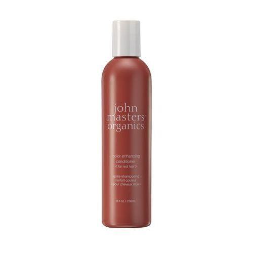 Color Enhancing Red - odżywka wzmacniająca kolor włosów rudych 236ml, John Masters z Estyl.pl