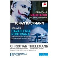 Mascagni: Cavalleria Rusticana - Leoncavallo: Pagliacci (Blu-ray) - Jonas Kaufmann