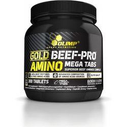 Gold beef-pro amino mega tabs 300tabl od producenta Olimp sport nutrition