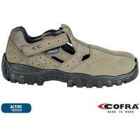 Sandały bezpieczne z metalowym podnoskiem BRC-MIZAR
