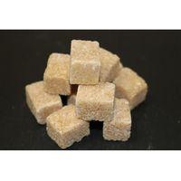 Cukier trzcinowy w kostkach wiaderko 2kg