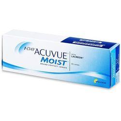 1 day acuvue moist 30 szt. od producenta Johnson & johnson