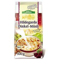 Musli orkiszowe Św. Hildegardy 500g BIO - Allos - produkt z kategorii- Płatki, musli i otręby