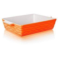 Banquet Culinaria Orange prostokątna forma do zapi,