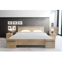Łóżko drewniane bukowe SPARTA Maxi & Long 90-200x220 (5902273653783)
