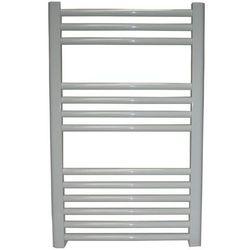 Thomson heating Grzejnik łazienkowy york - wykończenie proste, 600x800, biały/ral - paleta ral