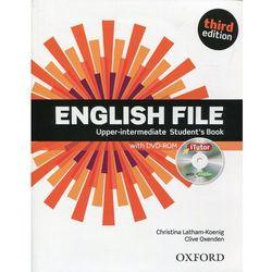 English File Upper-inter.SB 3ed./DVD+iTutot gratis/ (kategoria: Nauka języka)