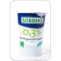 : jogurt naturalny max. 0,3% bio - 500 g od producenta Sobbeke