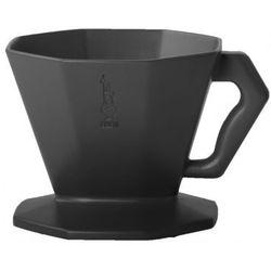 zaparzacz pour over plastikowy czarny 4 tz marki Bialetti