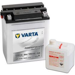 akumulator motocyklowy powersports freshpack yb14l-a2 od producenta Varta