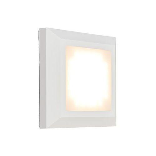 Lampa ścienna Gem 1 biała z kategorii lampy ścienne