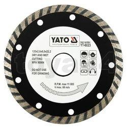 Yato Tarcza diamentowa, segment turbo 125 mm / yt-6023 /  - zyskaj rabat 30 zł