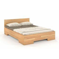 Łóżko drewniane bukowe SPECTRUM Maxi 90-200x200, SC-0042