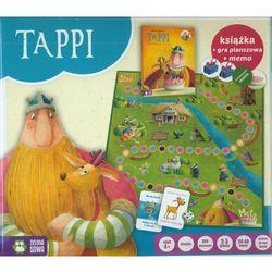 Gra Tappi + książka - Marcin Mortka - sprawdź w wybranym sklepie