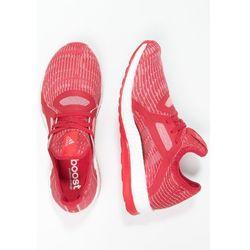 adidas Performance PUREBOOST X Obuwie do biegania treningowe ray red/vapour pink/white - produkt dostępny w Z