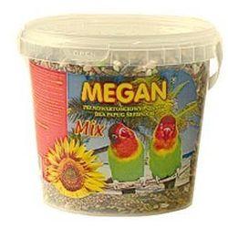 Megan Pokarm dla papug średnich Mix 1L [ME11] - produkt z kategorii- Pokarmy dla ptaków